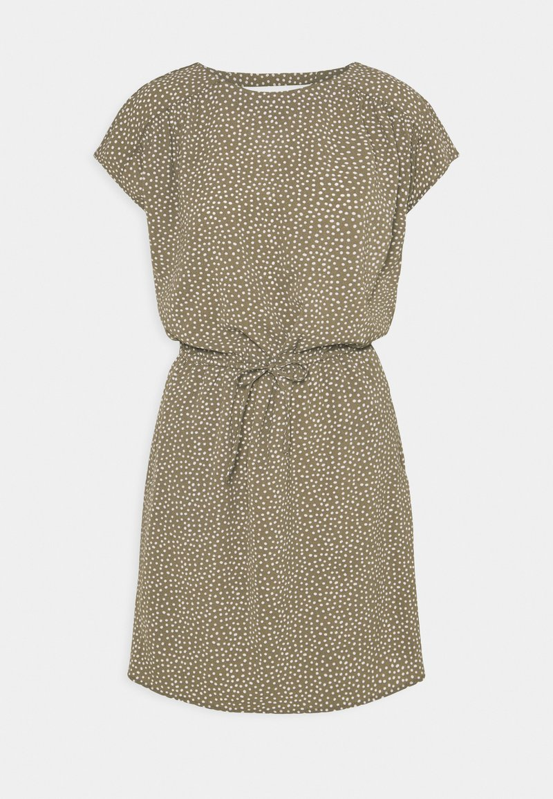 Vero Moda - SASHA BALI  SHORT DRESS - Day dress - bungee cord/henna