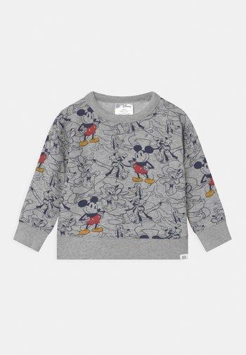 TODDLER BOY CREW MICKEY MOUSE - Sweatshirt - grey