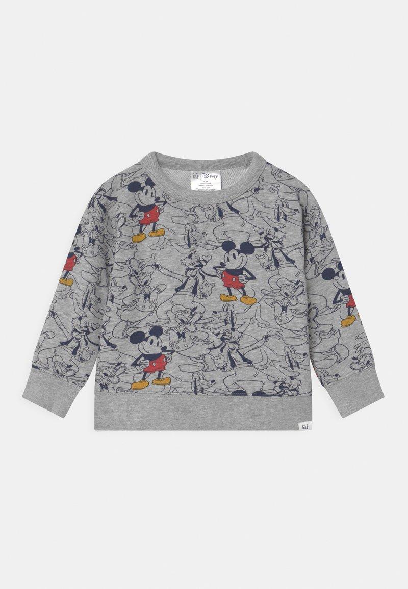 GAP - TODDLER BOY CREW MICKEY MOUSE - Sweatshirts - grey