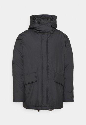 LOOS - Zimní kabát - black