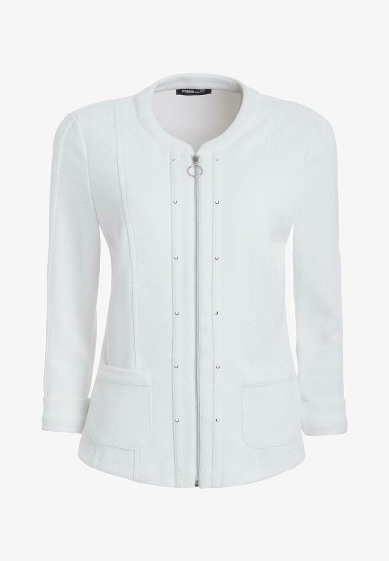 Frank Walder - Light jacket - white