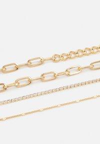 ONLY - ONLVIOLA BRACELET4 PACK - Bracelet - gold-couloured - 2