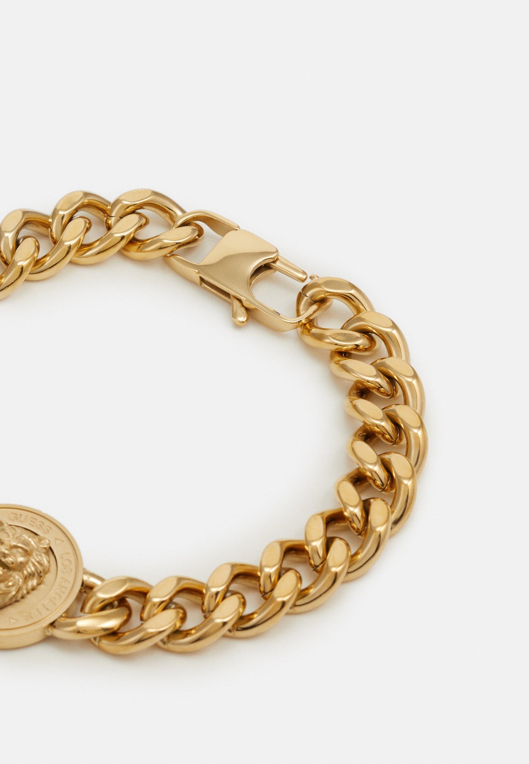 Homme LION COIN CHAIN BRACELET UNISEX - Bracelet
