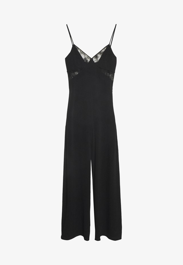 LOOK - Jumpsuit - black