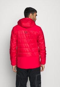Norrøna - LOFOTEN PRIMALOFT - Winter jacket - red - 2