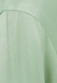 Bershka - Button-down blouse - green - 5