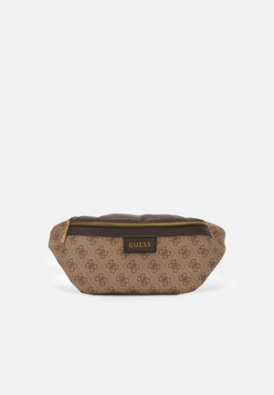 VEZZOLA PRINT UNISEX - Bum bag - brown