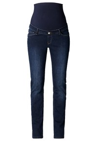 Esprit Maternity - Straight leg jeans - darkwash - 1
