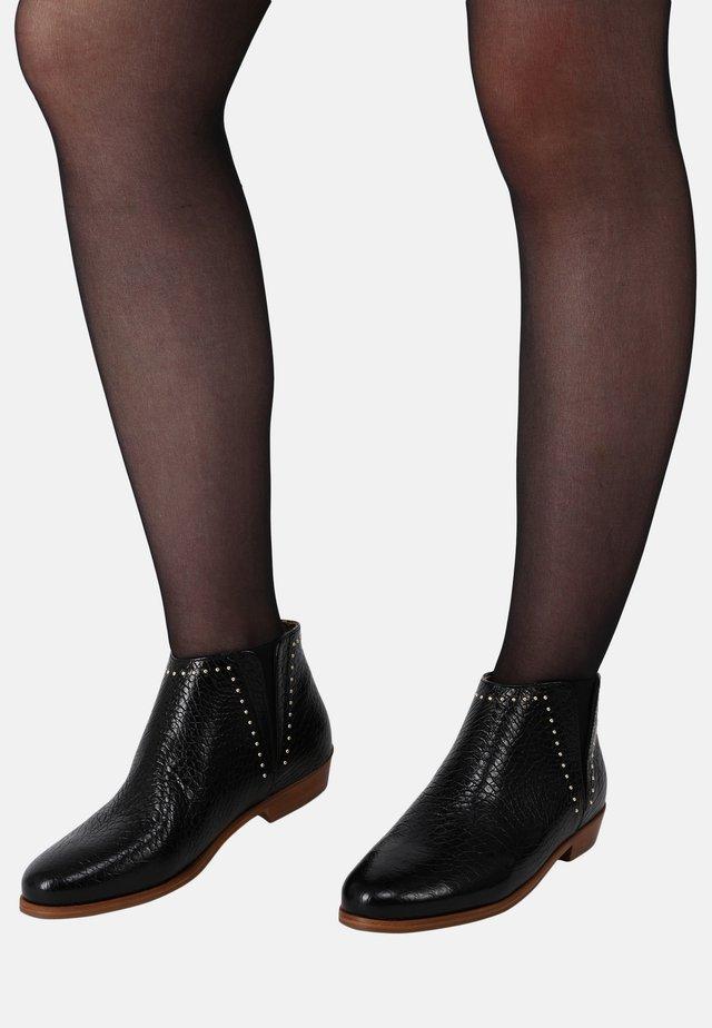 JEANNE B. - Korte laarzen - black