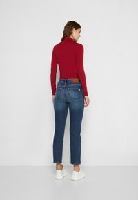 WEEKEND MaxMara - ANGOLO - Straight leg jeans - blue marine - 2