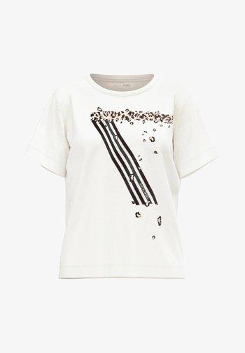 DAMEN  - Print T-shirt - weiss