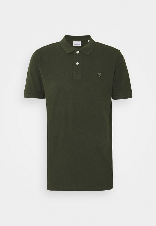 ROWAN BASIC - Poloshirt - forrest night