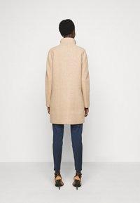 J.CREW TALL - Zimní kabát - sandstone - 2