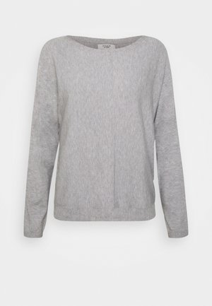 JDYPOMPEII - Pullover - light grey melange