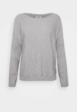 JDYPOMPEII - Jumper - light grey melange