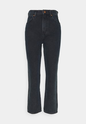 WILD WEST - Straight leg jeans - silver springs