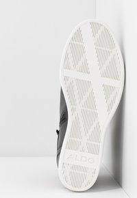 ALDO Wide Fit - AILANNA WIDE FIT - Sneakers basse - black - 6