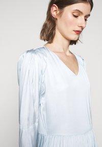 Bruuns Bazaar - ANOUR ART DRESS - Day dress - heather blue - 7