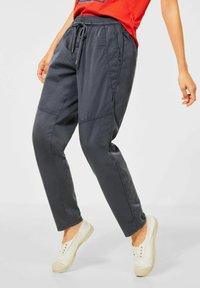 Cecil - CASUAL FIT HOSE - Trousers - grau - 1