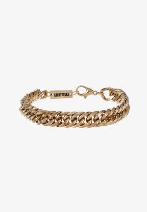 HEAVY LINK BRACELET - Bracelet - gold-coloured