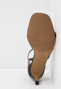 Shoe The Bear - ROSANNA STRAP - Sandals - black - 6