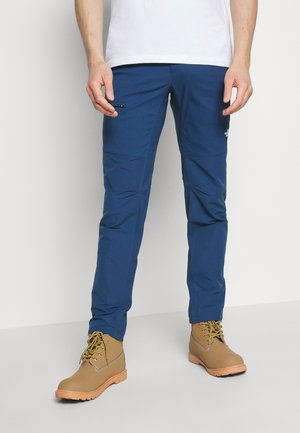 MEN'S LIGHTNING PANT - Friluftsbyxor - blue wing teal