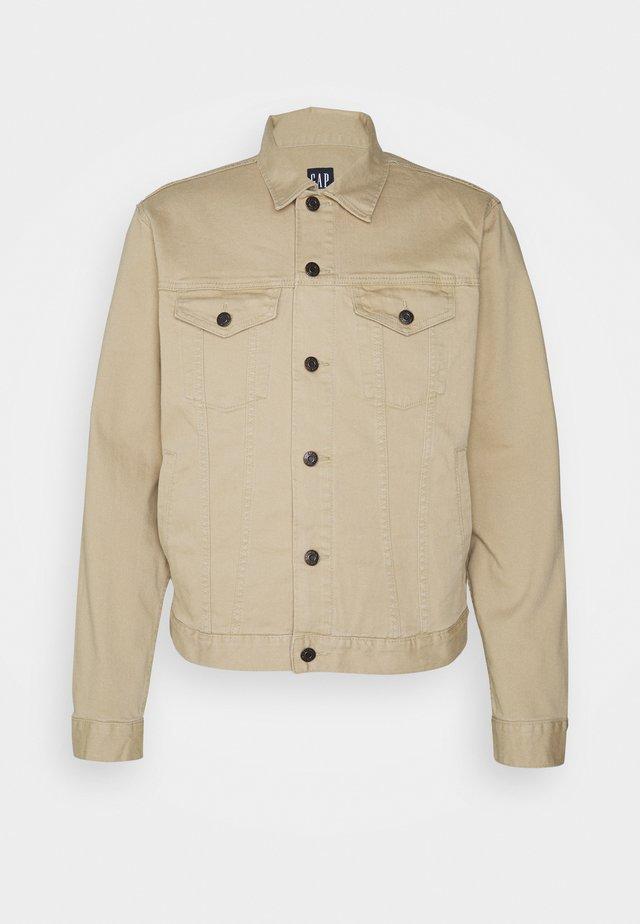 ICON JACKET - Summer jacket - mojave