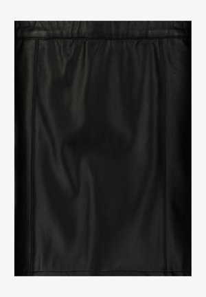 Pencil skirt - off black