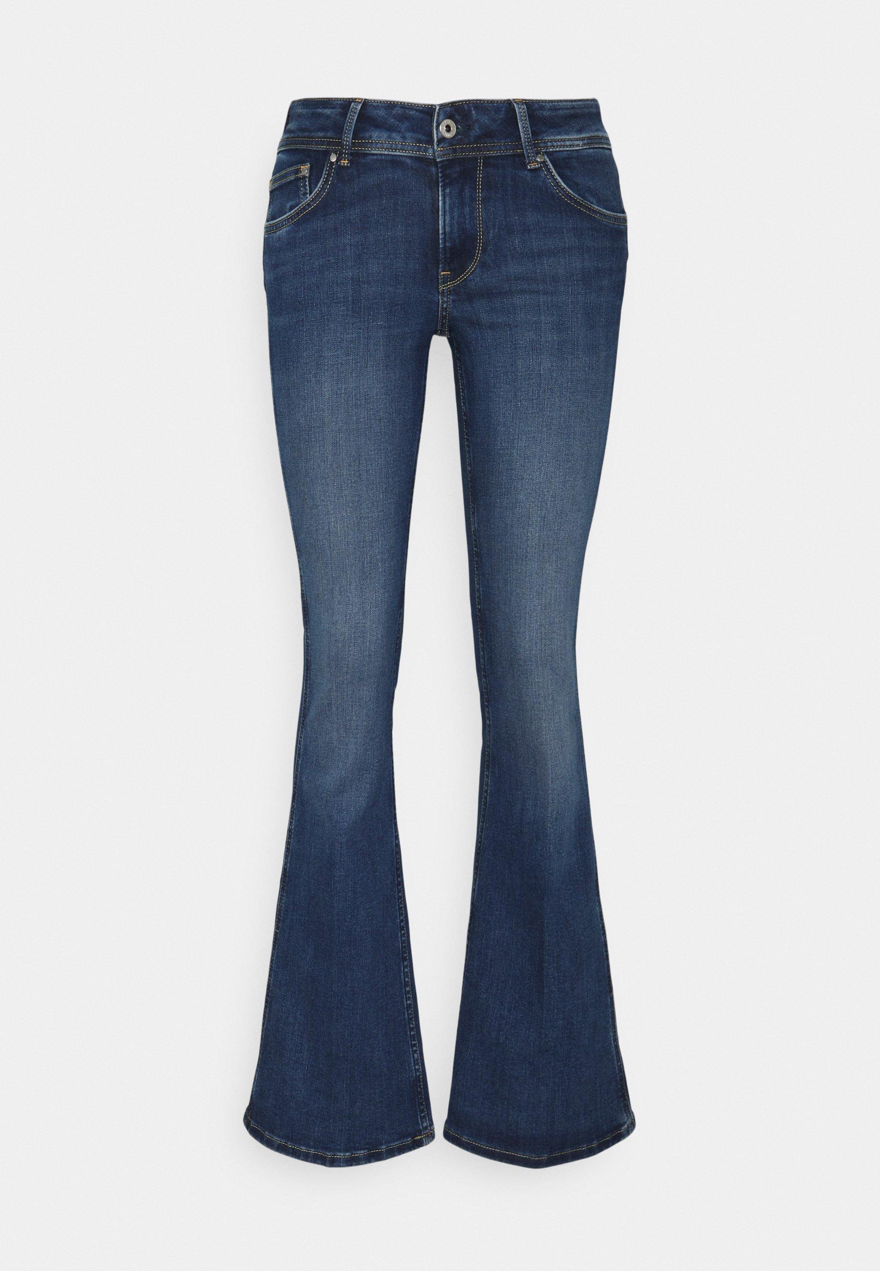Damer NEW PIMLICO - Flared jeans