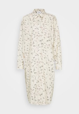 CAROL DRESS - Shirt dress - white