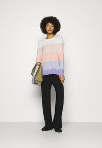 GAP - COZY SOFT CREW TUNIC - Jumper - rugby pink - 1