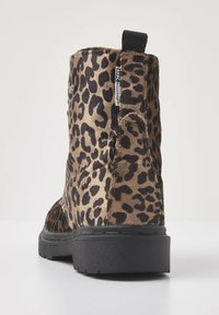 British Knights - SNEAKER BLAKE - Ankle boots - brown leopard - 4