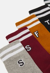 Urban Classics - COLLEGE LETTER SOCKS 7 PACK - Socks - multicolor - 1