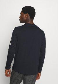 Pier One - Long sleeved top - dark blue - 2