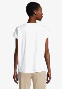 Cartoon - Print T-shirt - weiß/blau - 2