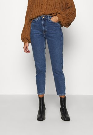 JDYKAJA LIFE - Jeans straight leg - medium blue denim