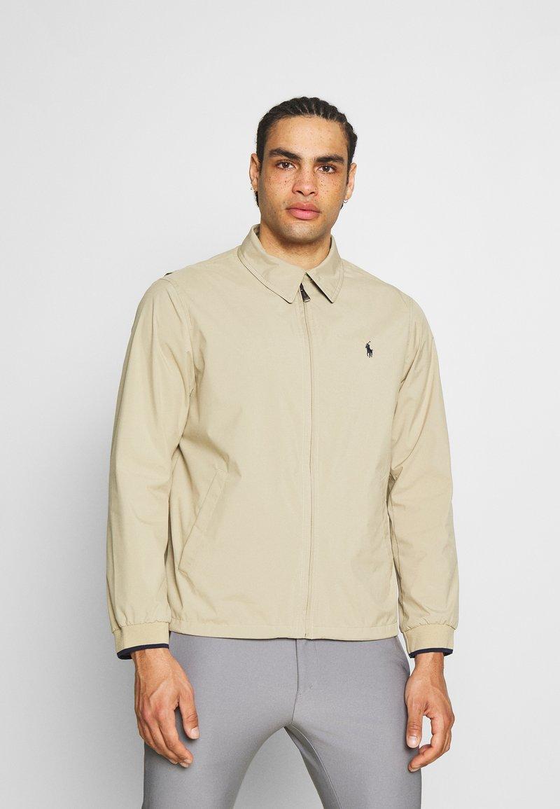Polo Ralph Lauren Golf - SWING JACKET - Outdoorjacka - classic khaki
