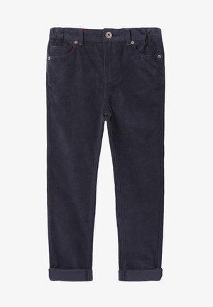 Trousers - französisch marinblau