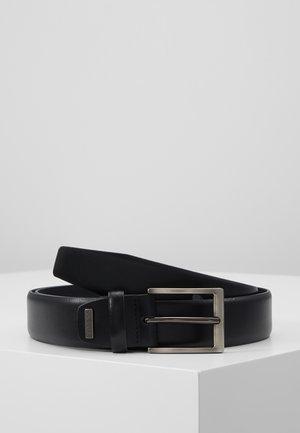 REGULAR - Belte - schwarz