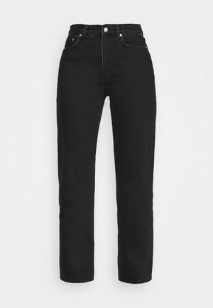 JEANS - Straight leg jeans - black dark
