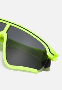MSGM - POLAROID UNISEX - Sunglasses - fluo yellow - 4