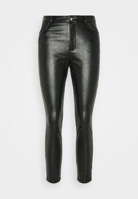 Even&Odd - Trousers - black - 4