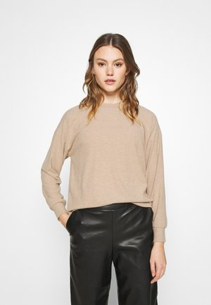ONLZOE - Long sleeved top - beige