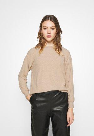 ONLZOE - Maglietta a manica lunga - beige