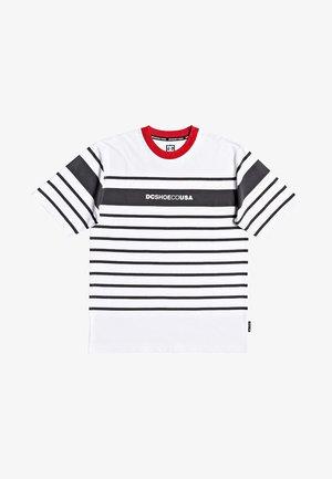 LAYTONVILLE - T-shirt print - white