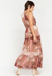 LolaLiza - Maxi dress - rust - 2