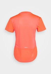 adidas Performance - TEE - Camiseta estampada - signal pink - 1
