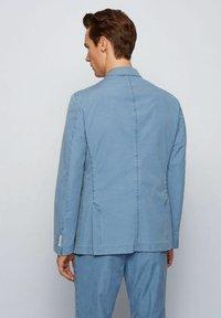 BOSS - HANRY - Denim jacket - blue - 2