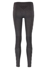 Hummel - CLASSIC BEE CI SEAMLESS - Tights - black melange - 3