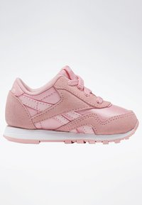 Reebok Classic - CLASSIC NYLON SHOES - Trainers - pink - 5